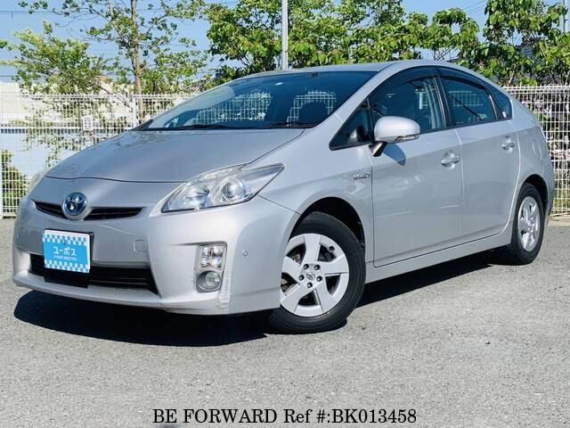 Used 2009 TOYOTA PRIUS BK013458 for Sale