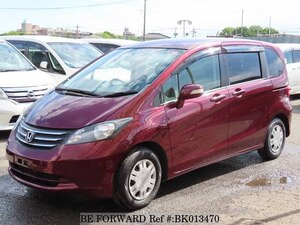 Used 2010 HONDA FREED BK013470 for Sale