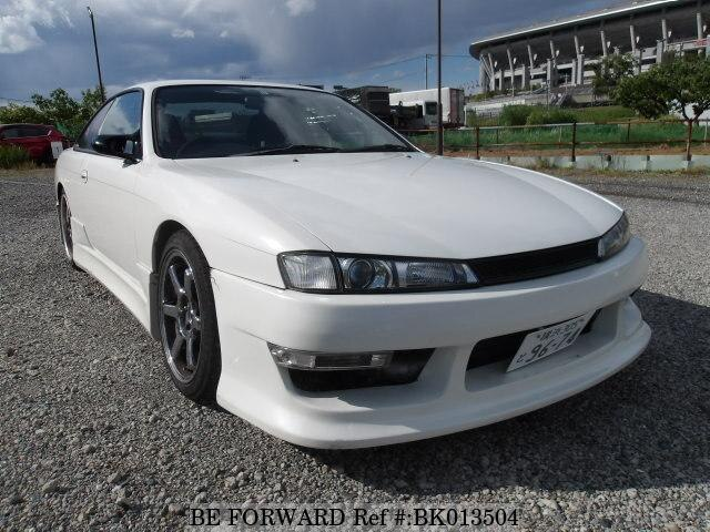 Used 1997 NISSAN SILVIA BK013504 for Sale
