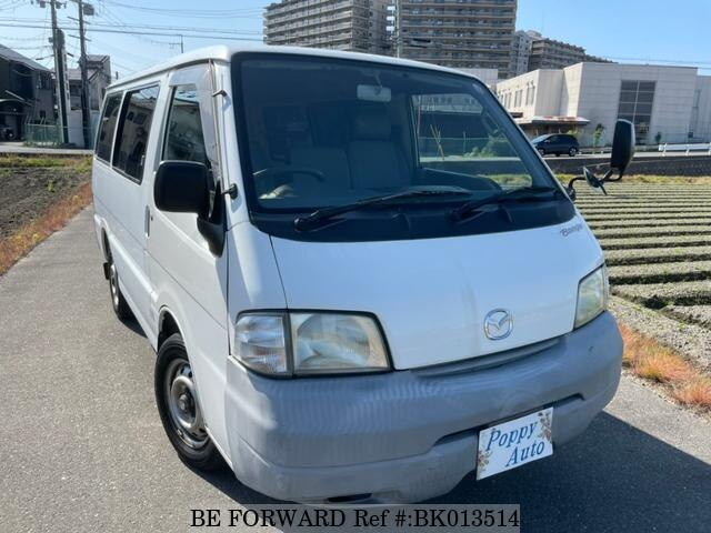 Used 2004 MAZDA BONGO VAN BK013514 for Sale