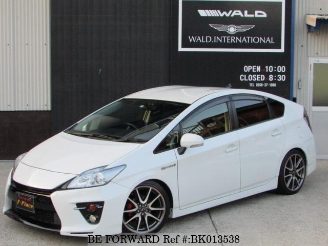 Used 2011 TOYOTA PRIUS BK013538 for Sale