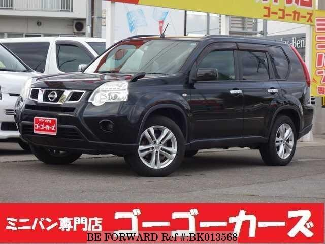 Used 2011 NISSAN X-TRAIL BK013568 for Sale