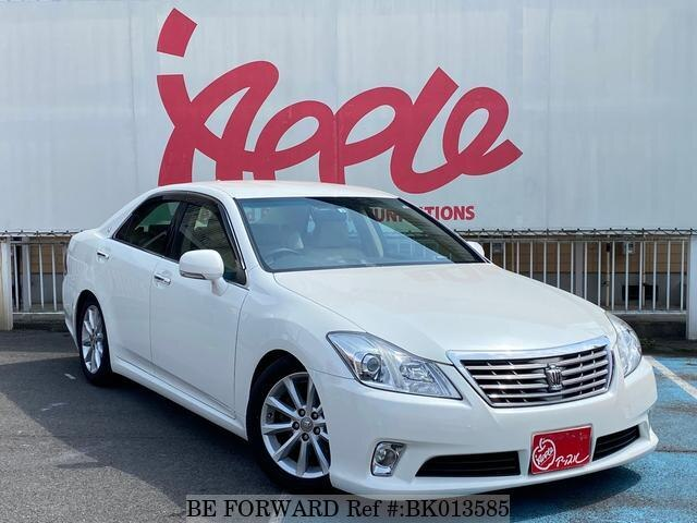 Used 2010 TOYOTA CROWN BK013585 for Sale