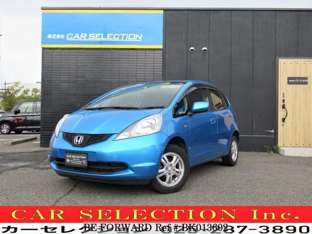 Used 2010 HONDA FIT BK013602 for Sale