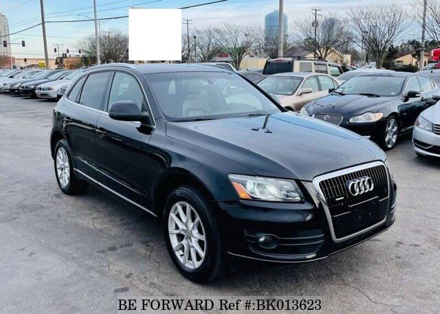 Used 2010 AUDI Q5 BK013623 for Sale