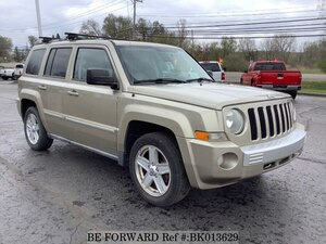 Used 2010 JEEP PATRIOT BK013629 for Sale