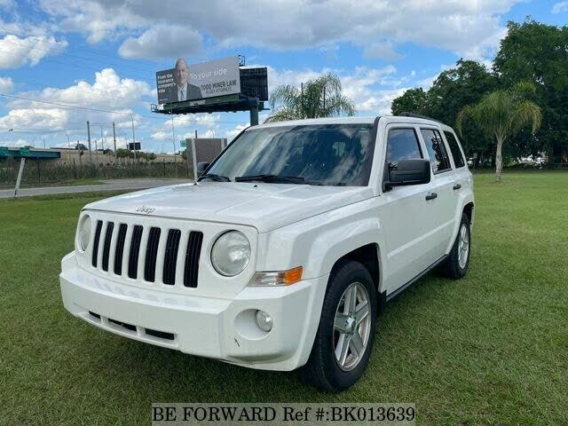 Used 2010 JEEP PATRIOT BK013639 for Sale