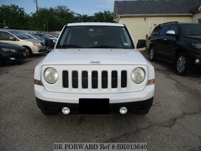 Used 2011 JEEP PATRIOT BK013640 for Sale