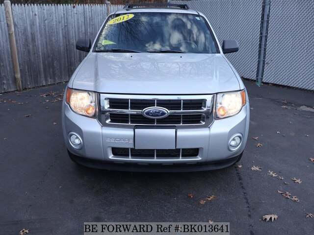 Used 2012 FORD ESCAPE BK013641 for Sale