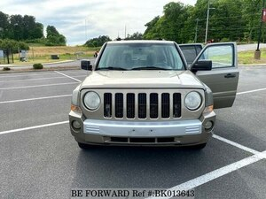 Used 2007 JEEP PATRIOT BK013643 for Sale