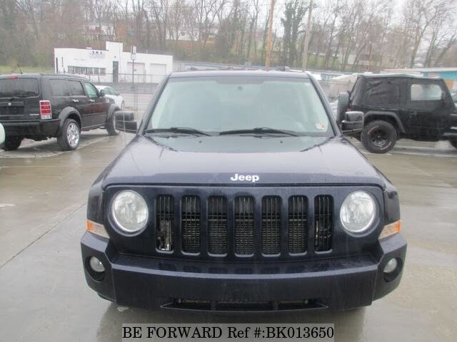 Used 2010 JEEP PATRIOT BK013650 for Sale