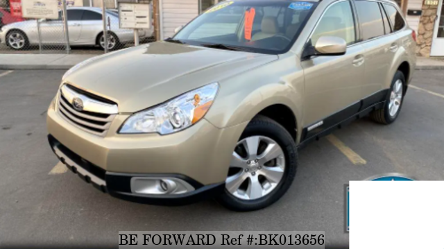Used 2010 SUBARU OUTBACK BK013656 for Sale