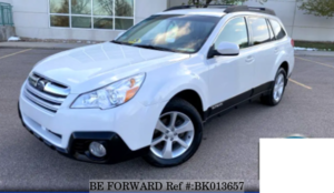 Used 2013 SUBARU OUTBACK BK013657 for Sale