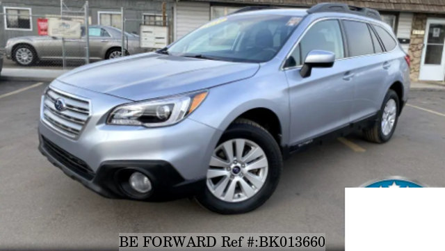 Used 2017 SUBARU OUTBACK BK013660 for Sale