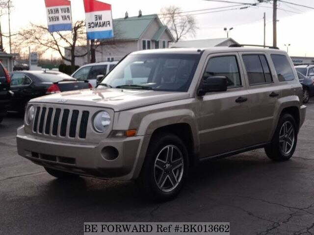 Used 2009 JEEP PATRIOT BK013662 for Sale
