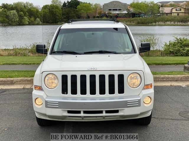 Used 2007 JEEP PATRIOT BK013664 for Sale
