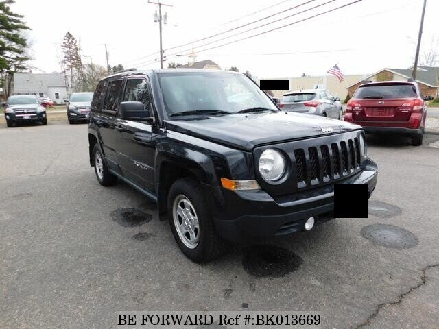 Used 2011 JEEP PATRIOT BK013669 for Sale