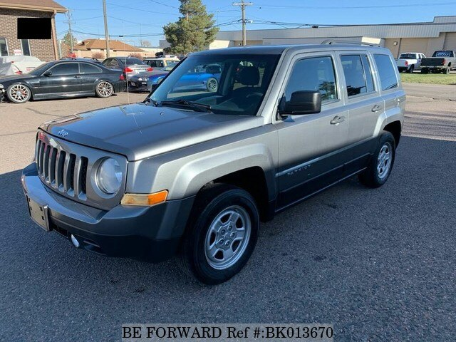 Used 2012 JEEP PATRIOT BK013670 for Sale