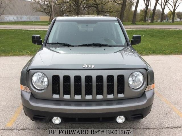 Used 2014 JEEP PATRIOT BK013674 for Sale