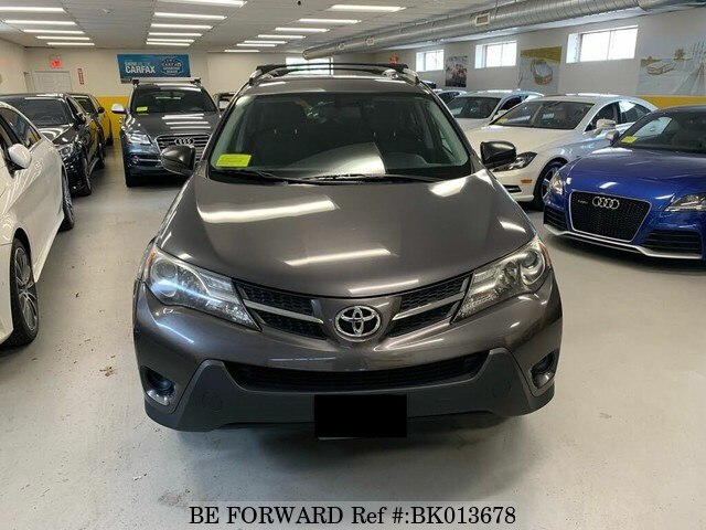 Used 2014 TOYOTA RAV4 BK013678 for Sale