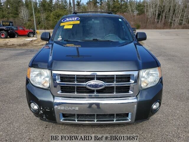 Used 2008 FORD ESCAPE BK013687 for Sale