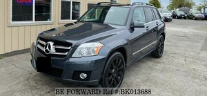 Used 2012 MERCEDES-BENZ GLK-CLASS BK013688 for Sale