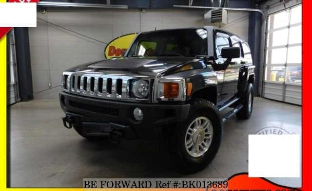 Used 2006 HUMMER H3 BK013689 for Sale