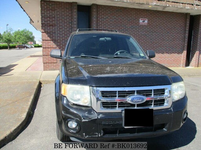 Used 2008 FORD ESCAPE BK013692 for Sale