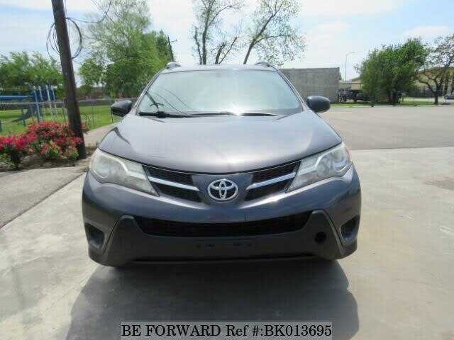 Used 2014 TOYOTA RAV4 BK013695 for Sale