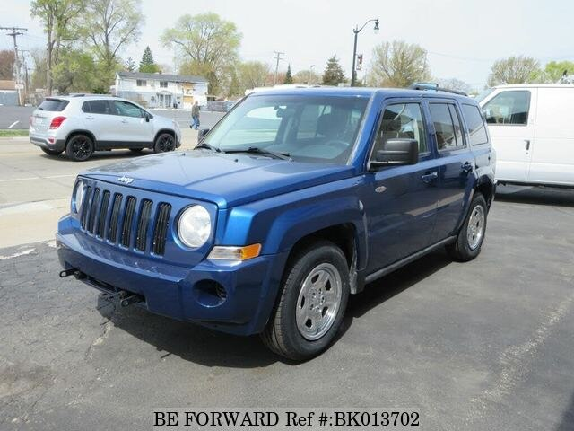 Used 2010 JEEP PATRIOT BK013702 for Sale