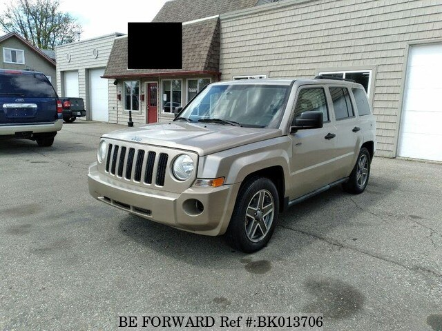 Used 2009 JEEP PATRIOT BK013706 for Sale