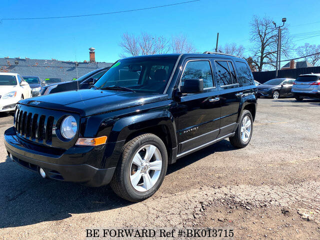 Used 2013 JEEP PATRIOT BK013715 for Sale