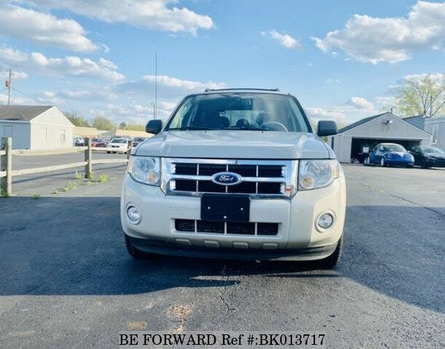 Used 2009 FORD ESCAPE BK013717 for Sale