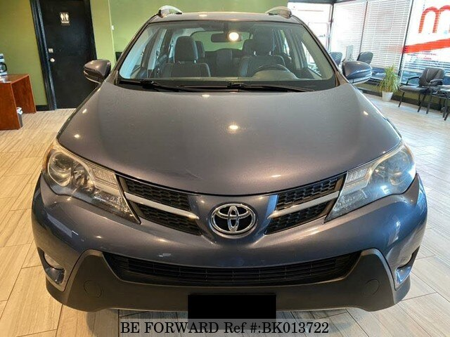 Used 2014 TOYOTA RAV4 BK013722 for Sale