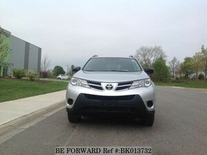 Used 2014 TOYOTA RAV4 BK013732 for Sale