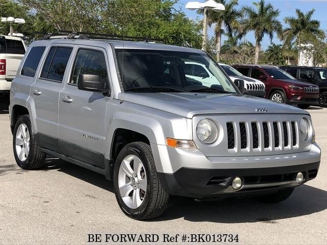 Used 2011 JEEP PATRIOT BK013734 for Sale