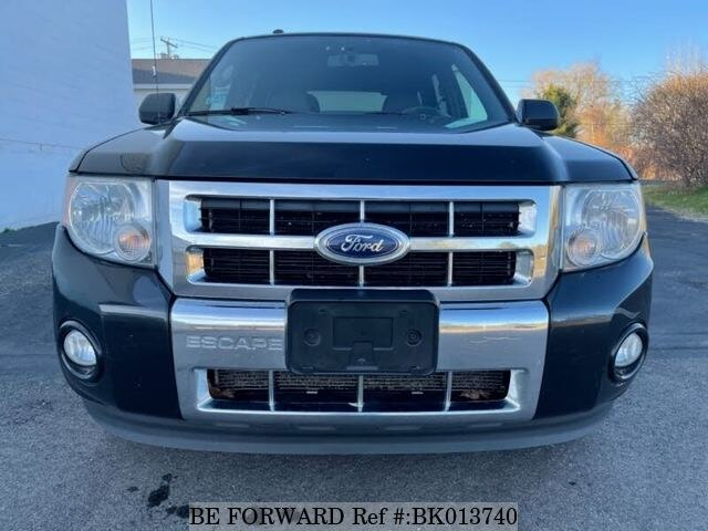 Used 2011 FORD ESCAPE BK013740 for Sale