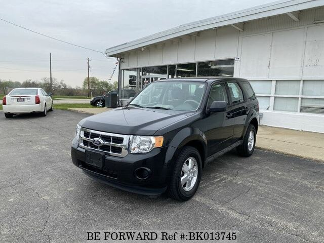 Used 2011 FORD ESCAPE BK013745 for Sale