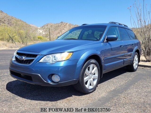 Used 2008 SUBARU OUTBACK BK013750 for Sale