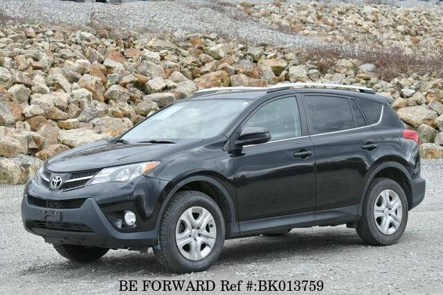 Used 2015 TOYOTA RAV4 BK013759 for Sale