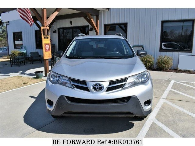 Used 2015 TOYOTA RAV4 BK013761 for Sale