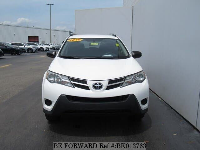 Used 2015 TOYOTA RAV4 BK013763 for Sale