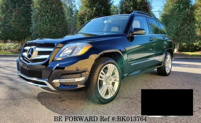 Used 2015 MERCEDES-BENZ GLK-CLASS BK013764 for Sale