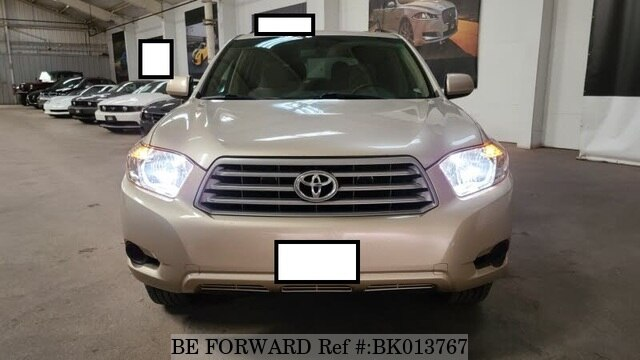 Used 2009 TOYOTA HIGHLANDER BK013767 for Sale