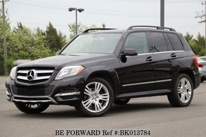 Used 2014 MERCEDES-BENZ GLK-CLASS BK013784 for Sale