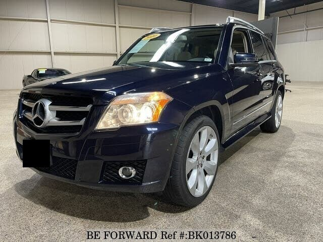 Used 2010 MERCEDES-BENZ GLK-CLASS BK013786 for Sale