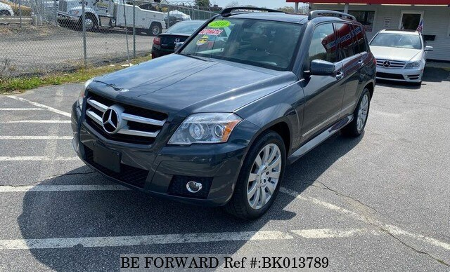 Used 2010 MERCEDES-BENZ GLK-CLASS BK013789 for Sale