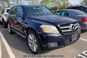 Used 2010 MERCEDES-BENZ GLK-CLASS BK013790 for Sale