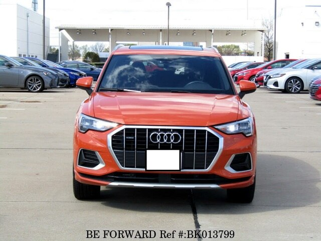 Used 2019 AUDI Q3 BK013799 for Sale
