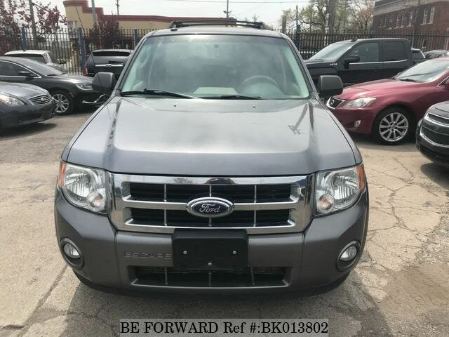 Used 2012 FORD ESCAPE BK013802 for Sale